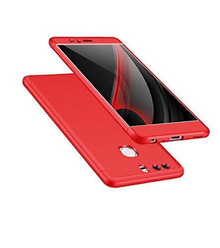 DECHYI compatibles para Funda Huawei P9,Cubierta + Cristal Templado Matte Ultra Slim...