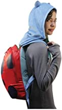Crowded Coop, LLC Bravest Warriors Catbug Backpack with Hood