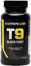 Extreme Labs T9 Black Fury – Strong Ephedrine Ephedra Free Fat Burners Estimated Price : £ 19,95