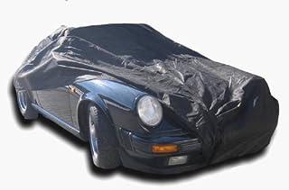 Car e Cover, Autoschutzdecke Standard, die Leichte, Farbe Anthrazit für alle Innenbereiche, atmungsaktiv