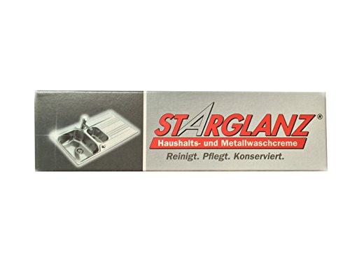 Starglanz - Waschcreme Metall - Reinigungscreme für Metalle - 150 ml