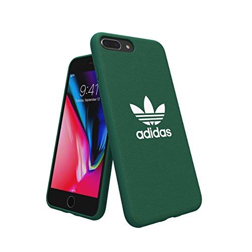 adidas 29939 Funda para teléfono móvil 14 cm (5.5') Verde - Fundas para teléfonos móviles (Funda, Apple, iPhone 6 Plus, iPhone 7 Plus, iPhone 8 Plus, 14 cm (5.5'), Verde)