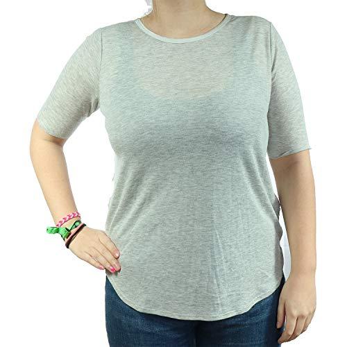 Scotch & Soda 1452 T-shirt pour femme, 81000 gris., xs