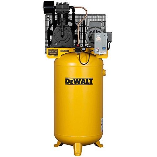 DeWalt DXCMV7518075 Two-Stage Cast Iron Industrial Air...