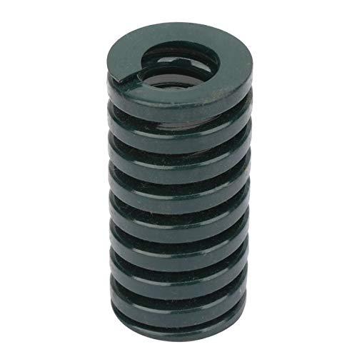 F-MINGNIAN-SPRING 1 stuk hoge precisieveer van groen staal voor metalen gieter sterft lente stang gereedschap spanning van de veer drukveer 35x70mm