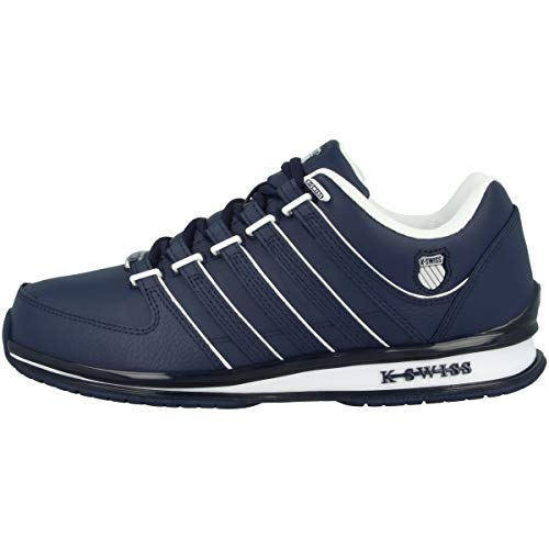 K-Swiss Zapatillas bajas Rinzler SMU para hombre, color Azul, talla 49 EU