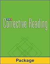 Corrective Reading Decoding Level C, Student Workbook (pack of 5) (CORRECTIVE READING DECODING SERIES)