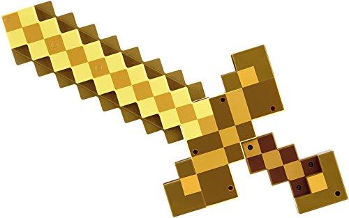 Minecraft Transforming Gold Sword/Pick Axe