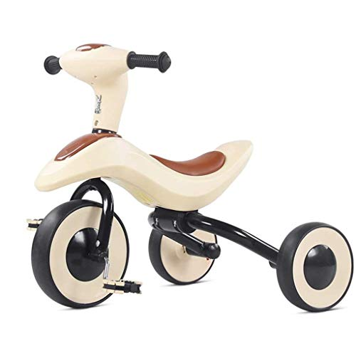 Discover Bargain SZNWJ Kids Tricycles for 2-3-5 Years Old Kids Trike 3 Wheel Toddler Bike Boys Girls...