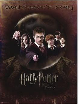 Harry Potter – Orde van de Phönix puzzel