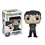 ZRY Dishonored 2 - Outsider: pop reizende Karikatur PVC-Abbildung mit Dekor The Best Collection for Dishonored 2 Fans Größe: 10 cm