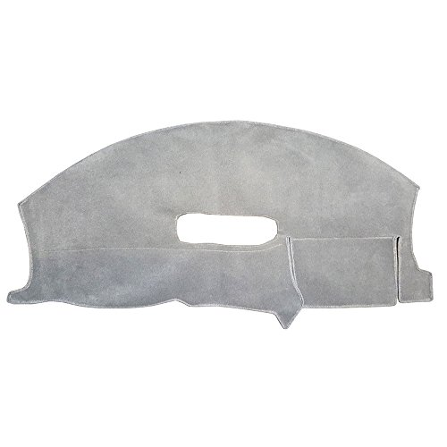 Hex Autoparts Dash Cover Mat Dashboard Pad for 1997-2002 Chevy Camaro (Gray)