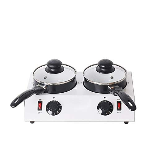 Chocolate Melter Electric Hot Chocolate Melting Tempering Machine Double...