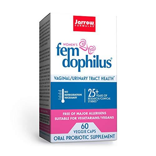 Jarrow Formulas - Women's Fem Dophilus - 60 Vegetarian Capsules