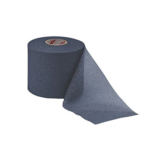 Mueller M-Wrap Pre wrap for Athletic Tape (Big Navy, 4 Rolls)