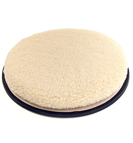 Garden Mile Fleece Padded Swivel Seat