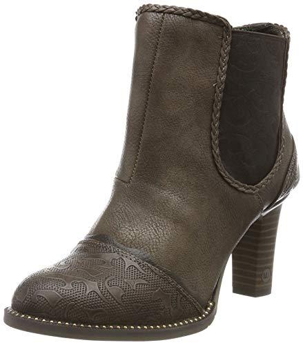 MUSTANG Damen 1337-504-306 Chelsea Boots, Braun (Kaffee 306), 41 EU
