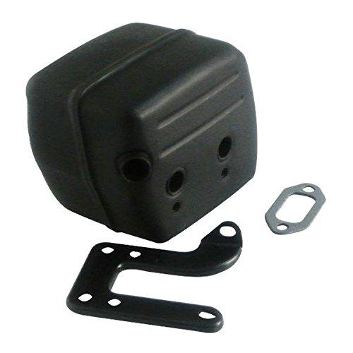 JRL Kit de montaje de silenciador de escape y soporte para motosierra HUSQVARNA 61 268 272