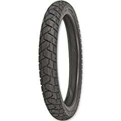The Shinko 705 has a versatile tread pattern that provides excellent wet and dry weather adhesion and smooth running on the highway.Rubber compound resists tearing during off-road use.4-ply construction.DOT approved.Tire Specifications:Load / speed i...