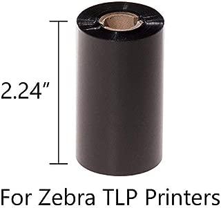 GA International WR57x74C0.5-1ZZ2 Zebra TLP-2824 Thermal Transfer Ribbon, 0.5