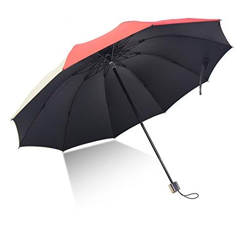 Sombrillas/paraguas de arco iris/vinilo protecci¨®n sol sombrilla/anti-uv,plegar,sombrilla/para reforzar los paraguas-A