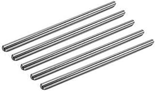 Ground Tungsten Carbide Coolant Round Rod 8.0mm BC Grade 1008//C2 2.0mm DS Castlebar 2 Hole Straight 16.0mm x 330mm