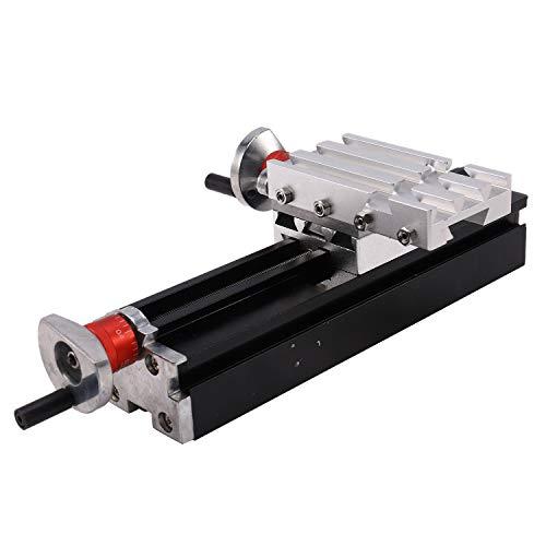 SNOWINSPRING Metall Kreuztisch Maximale Linie X Achse 145 Mm Y Achse 32 Mm Werkzeug Metall Maschine