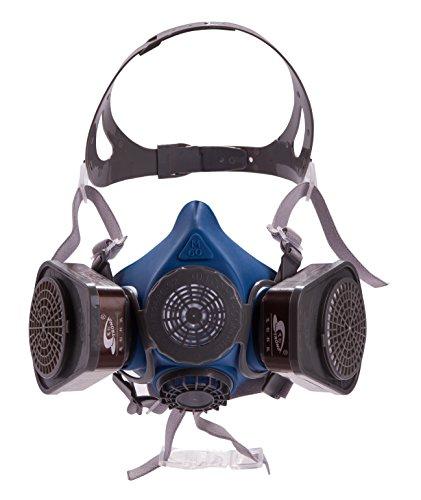 Induschoice Half-Face Reusable Respirator