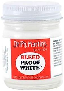 دكتور درجة حموضة Martin's 400032-XXX Bleedproof أبيض،30 جم