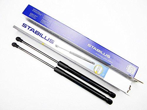 2x STABILUS 018123 LIFT-O-MAT GASFEDER HECKKLAPPE 380N Länge: 500mm