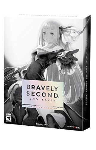 Bravely Second: End Layer Collector's Edition - Nintendo 3DS