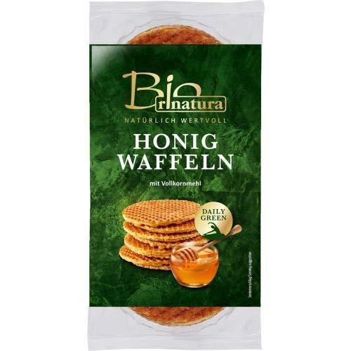rinatura Vollkorn Honig-Waffeln Bio 175 g