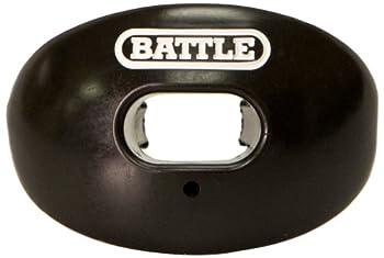 Battle Oxygen Lip Protector Mouthguard Black
