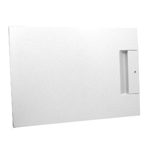 Frontpaneel für Tür-/Eis-Fach an Kühl-/Gefrierschränken von Neff (weiß)