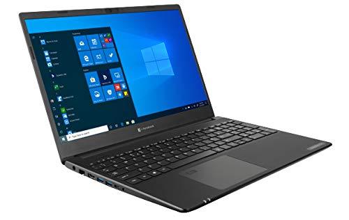 Dynabook Satellite Pro L50-J-10F DDR4-SDRAM Ordinateur portátil 39,6 cm (15,6') 1920 x 1080 pixels 11e génération de processeurs Intel Core? i5 16 Go 512 Go SSD Wi-Fi 6 (802.11ax) Windows 10 Pro Noir