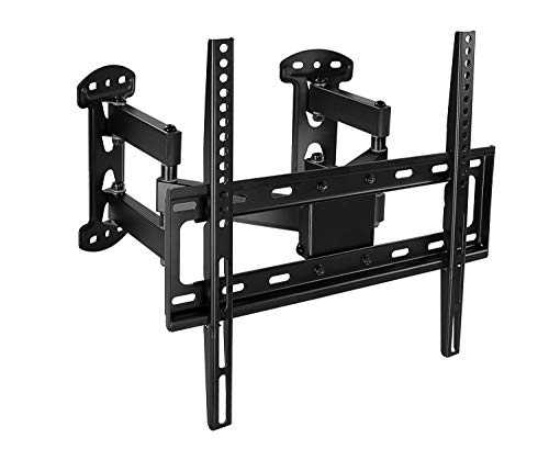 Corner TV Wall Mount - Full Motion Swivel Wall...