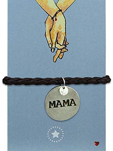 CAPRYCHOICE Pulsera para MAMA , con bolsa de Regalo. (Modelo D)