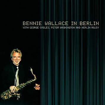 Bennie Wallace in Berlin