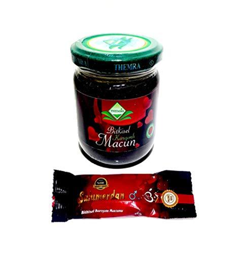 Bitkisel Karisimli Macun 240g +10g To Go GRATIS - Honey mixed with Herbal Paste 240g +10g To Go GRATIS