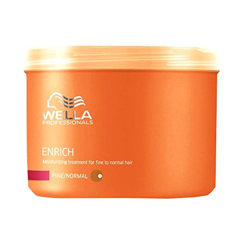 Wella Enrich Mask Fine/Normal Hair Mascarilla - 500 ml