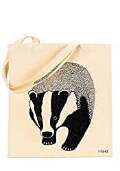 Badger Print Tote bag