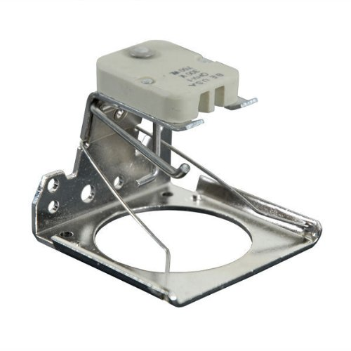 GX5.3 MR16 Socket - 400 Watt - Mounting Bracket with Circular Frame and Lamp Ejector - PLT QLV-1