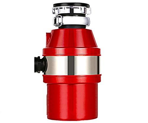 YJINGRUI Triturador de Desperdicios Trituradora de Residuos Eliminador de Residuos Basura alimentarios domésticos 3 / 4HP Amoladora de Desechos 4200 rpm Bajo Consumo (220 V)