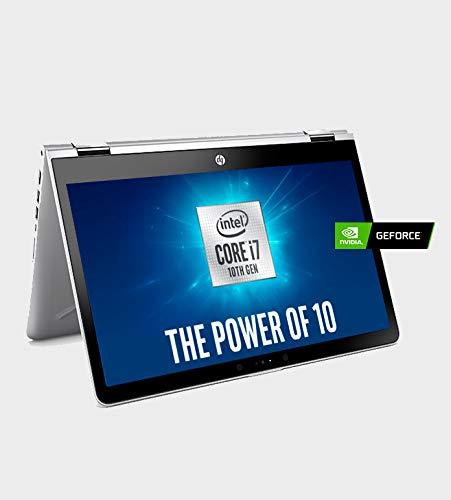 HP x360 (Ultrabook 2-in-1) i7-10510U tela 14' FHD MX250 SSD 512Gb NVMe RAM 32Gb