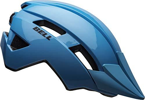 Bell Sidetrack II Youth, Child, and Toddler Bike Helmet (Gloss Light Blue (2020), Universal Toddler (45-52 cm))
