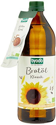 Byodo Bio Bratöl Klassik, 4er Pack (4 x 750 ml)