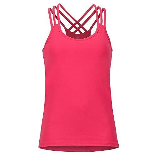 Marmot W Vogue - Camiseta sin mangas para mujer, talla XL, color rosa