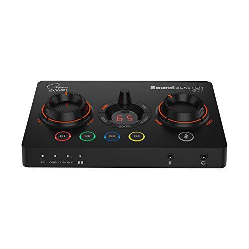Creative Sound Blaster GC7 game streaming DAC amp