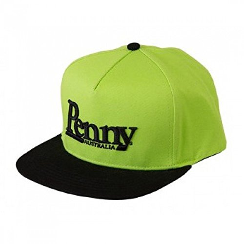 PENNY CASQUETTE SNAPBACK GREEN BLACK
