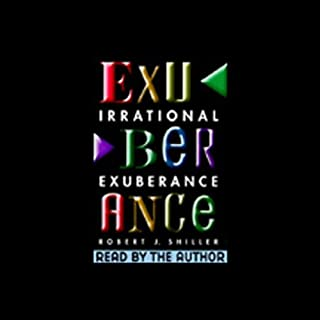 Irrational Exuberance audiobook cover art